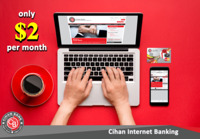 Cihan iBanking Service
